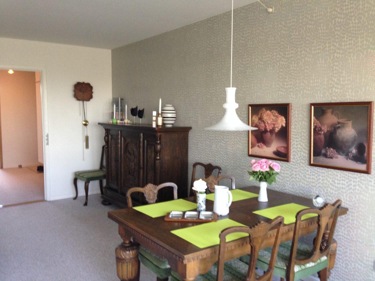 Indretning af lejlighed i Gjellerup, Herning