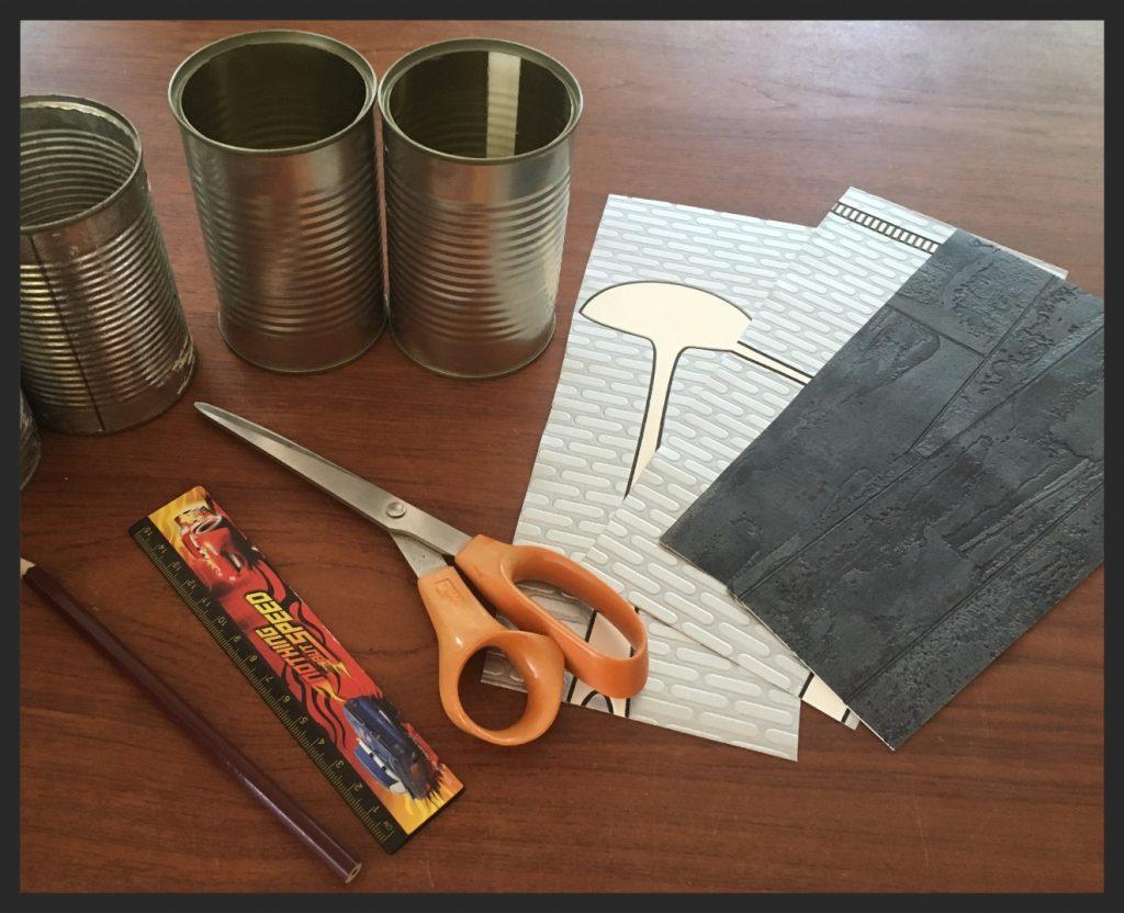 DIY materiale dåser
