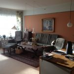 Før-billede af indretning af lejlighed i Gjellerup.