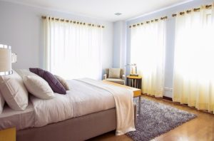 Lysindfald i soveværelset - CeeDesign