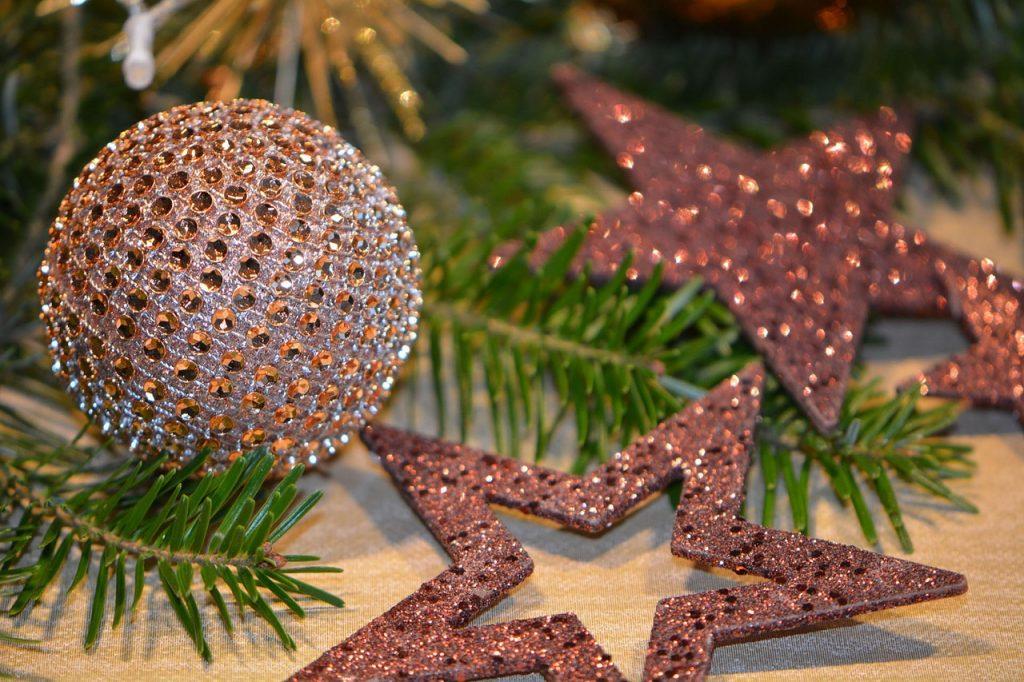 Farvetema i din juleindretning - CeeDesign
