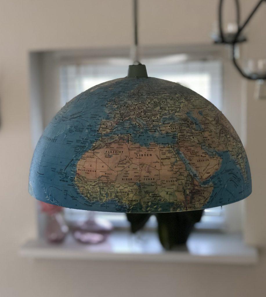 Globuslamper Redesign af CeeDesign