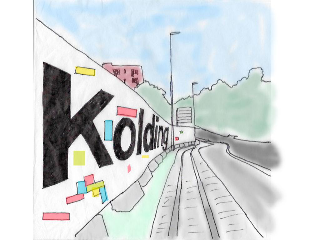 Forslag til kunstprojekt for Kolding kommune - CeeDesign