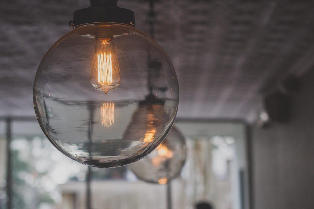 Lys og lamper i indretningen - CeeDesign