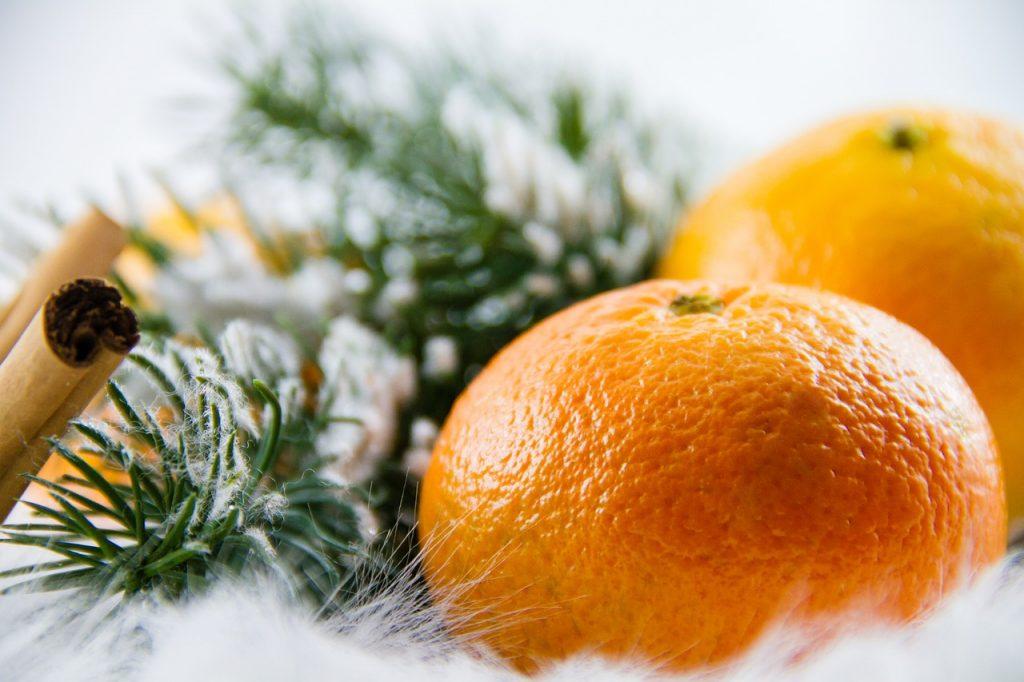 Brug af naturen i din juleindretning - CeeDesign