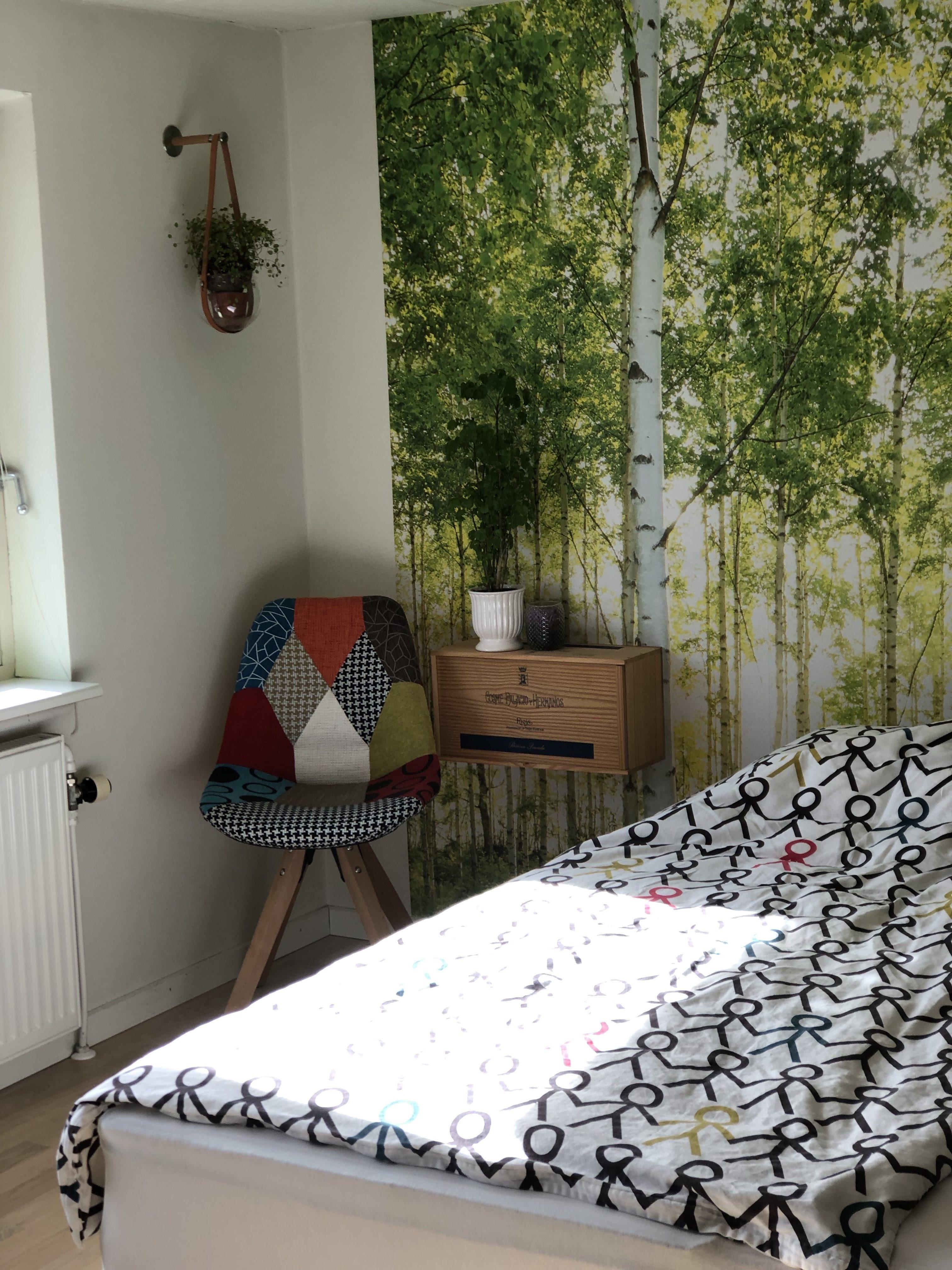 Indretning af soveværelse med fotostat, (Herning) - CeeDesign